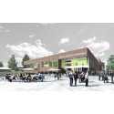 Byggstart för miljöprofilerat badhus i Eskilstuna