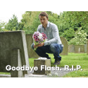 Hey Flash, Time to Say Goodbye!
