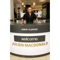 Julien Macdonald Unveils Show-stopping Debut Eyewear Collection