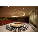 New book and exhibition in the National Museum  about the world's most important room - The Security Council Chamber.