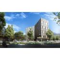 Nyt bæredygtigt Best Western Plus hotel på vej i Stockholm