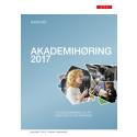 Akademihøring 2017