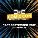 Comic Con Stockholm ingår partnerskap med GameStop