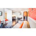 Aparthotels ADAGIO übernimmt das Management der  französischen Hipark Design Suites Business Residenzen