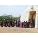 Svenska kyrkan arbetar långsiktigt i Östafrika
