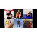 UFC-Jack, OL-Signe og Idol-dansere skal til årets Norgesmesterskap i hoppetau