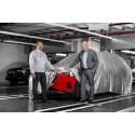 Audi starter produktion af elbilen Audi e-tron