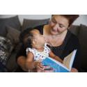 """""""Bokstart"""" - utökad satsning på hembesök och läsning för de allra yngsta"""