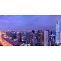 Jajja storsatsar i Dubai