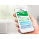 Ny mjukvara gör de intelligenta termostaterna från tado° ännu smartare och energibesparande