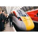 Virgin Trains Azuma Visits Sunderland and Lincoln