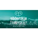 Peter Asplund Big Band Show med Isabella Lundgren och Jonas Holmberg till Södertäljefestivalen.