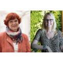 Karin Weman och Åsa Krusebrant får årets pris för samverkan och innovation samt pedagogik
