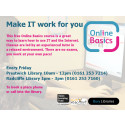 Free Make IT Work for You sessions