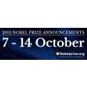 Live Webcast of 2013 Nobel Prize Announcements