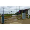 Två nya laddstationer från CLEVER vid Hyllie järnvägsstation