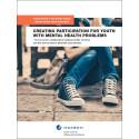 Ny rapport beskriver framgångsrikt samarbete mellan offentlig sektor och civilsamhället för unga med psykisk ohälsa
