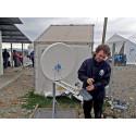 Eutelsat renouvelle son engagement auprès de Télécoms Sans Frontières
