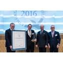 C2 Management stolt mottagare av Utmärkelsen Svensk Kvalitet 2016