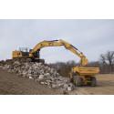 Caterpillar presenterar Cat 336 – nästa grävmaskin i nya maskingenerationen