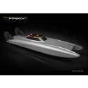 """Swecat Racing presenterar nya """"Hypercat"""" i öppen version för nöjesbruk"""
