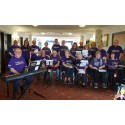 ​Local stroke choir Makes May Purple in Lancashire