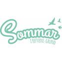 Logotyp - Sommar i Refvens Grund