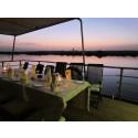 Vest-Afrika med Senegal og Gambia med Variety Cruises. Soldekk Pegasus