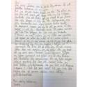 Sandra skrev brev till Sveriges skolchefer om sin oupptäckta dyslexi.