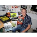 Nya skogsmaskiner i Elmia Classics