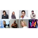 Nu laddar vi för Melodifestivalen 2019 med Nano, Ann-Louise Hansson, Andreas Johnson, Jon Henrik Fjällgren, Rebecka Karlsson, John Lundvik och Mohombi