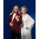"""Rickard Söderberg och Arja Saijonmaa på sverigeturné med """"En Klassisk jul"""" -Storslagen opera möter finsk tango!"""
