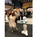 Kan dans med roboten Pepper främja ett självständigt liv på äldre dar?