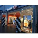Synoptik öppnar ny butik i Sickla Köpkvarter – inviger glasögoninsamling till Optiker utan gränser