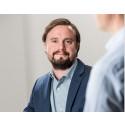Daniel Lindgren är snart färdigutbildad CRM-konsult och anställd på sin LIA-praktik