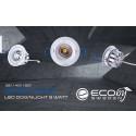 LED-downlight med upp till Ra98 i färgåtergivning - ergonomisk och ögonvänlig ekodesign