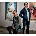 Artists The Connor Brothers team up with Professor Green on charity art auction in aid of CALM