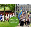 Fira midsommar i Karlslund och Wadköping, Örebro