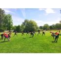 Utomhusträning för bättre hälsa