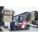 Liten uppgång för byggmaterialhandeln i Stockholm i mars