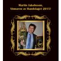 Vinnaren av Handslaget 2015!