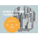 Inbjudan: Global Utmaning i Almedalen