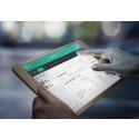 BOKIO, Bokföringstjänst i mobilen kan få designpriset Design S. Visas på ArkDes 11 okt-27 nov.
