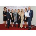 Poolia mingelvärd på Sundsvall Business Awards