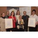 Ärofyllt pris, 2017 års Scandinavian Human Rights Dignity Award,  till Frälsningsarméns skyddade boenden