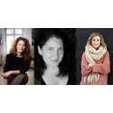 Stina Wirsén, Carol Rifka Brunt och Clara Henry bokade till Litteralund