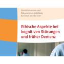 Ist eine frühe Diagnose der Demenz immer im Sinne der Betroffenen? Fachtagung der Deutschen Alzheimer Gesellschaft und der Alzheimer Gesellschaft München