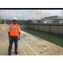 Göteborgs Hamn värvar ingenjör från Panamakanalen