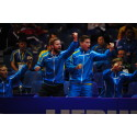 Internt VM-kval för de svenska herrar 3 februari, bordtennis