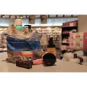 Rivstart för insamling av kosmetiskt avfall